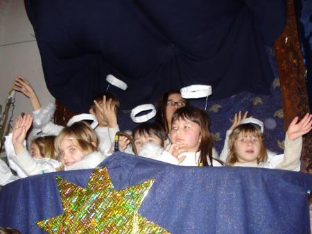 Fête de Noël Beauvoisin 22 décembre 2012